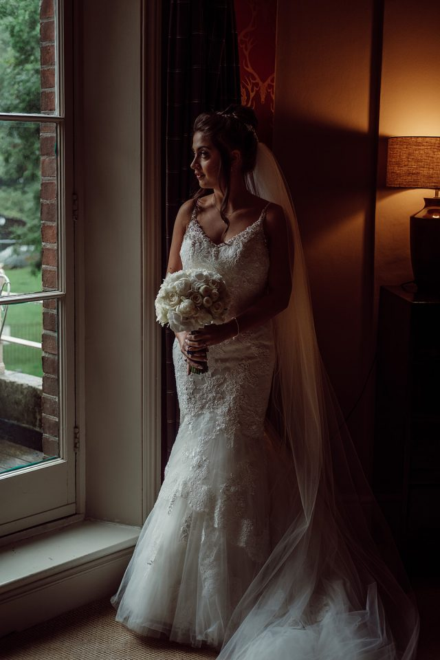 Real bride Natasha - Isabella cathedral veil - photos by Jason Mark Harris 10